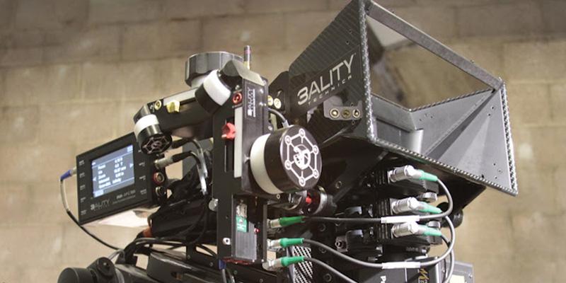 3D Stereoscopic Camera Rental | Camera Rigs | Skywork Studios